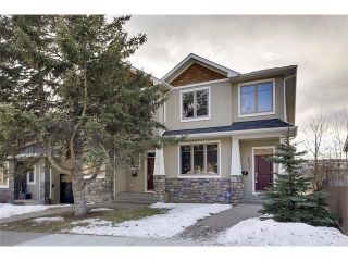 Photo 1: 4817 23 Avenue NW in Calgary: Montgomery House for sale : MLS®# C4096273