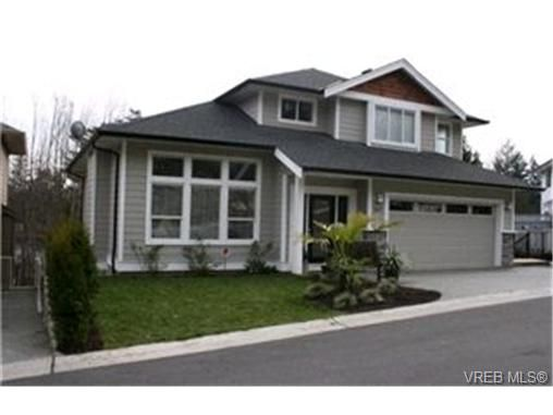 Main Photo:  in VICTORIA: La Thetis Heights House for sale (Langford)  : MLS®# 423907