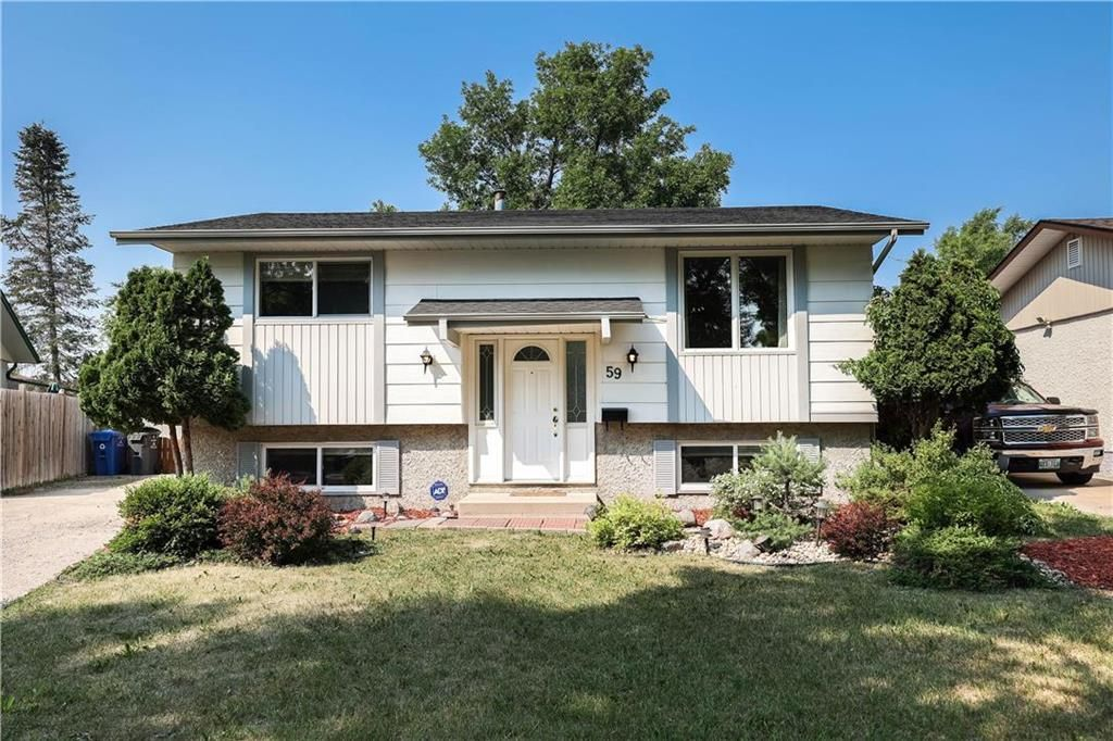 Main Photo: 59 Mutchmor Close in Winnipeg: Valley Gardens Residential for sale (3E)  : MLS®# 202116513
