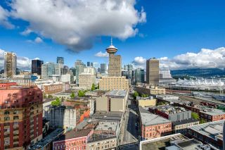 """Photo 12: 2310 128 W CORDOVA Street in Vancouver: Downtown VW Condo for sale in """"WOODWARD W43"""" (Vancouver West)  : MLS®# R2567403"""
