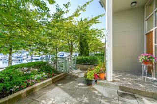 """Photo 6: 112 1228 MARINASIDE Crescent in Vancouver: Yaletown Townhouse for sale in """"CRESTMARK TWO"""" (Vancouver West)  : MLS®# R2609397"""