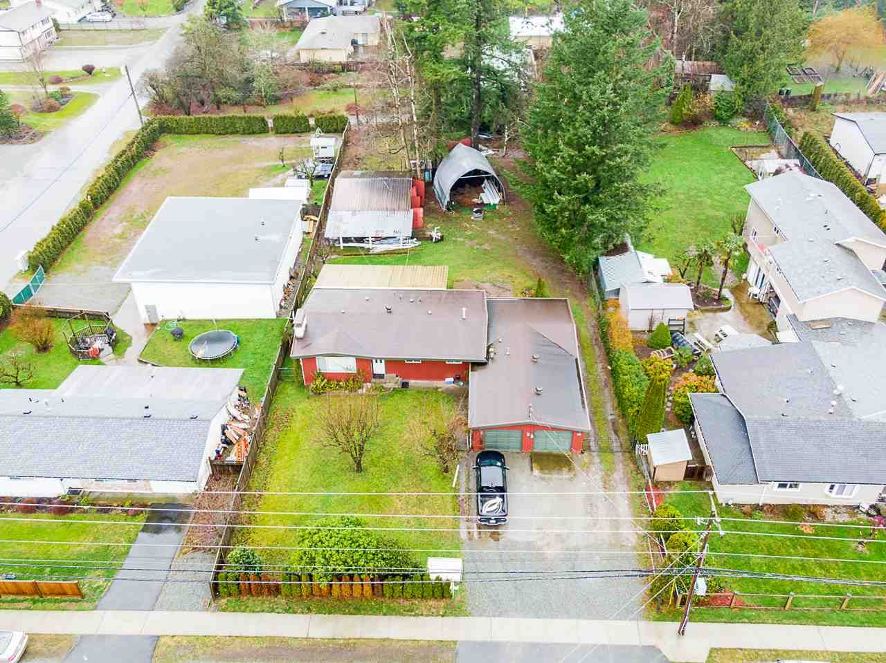 Main Photo: 2535 ROSS Road in Abbotsford: Aberdeen House for sale : MLS®# R2534918