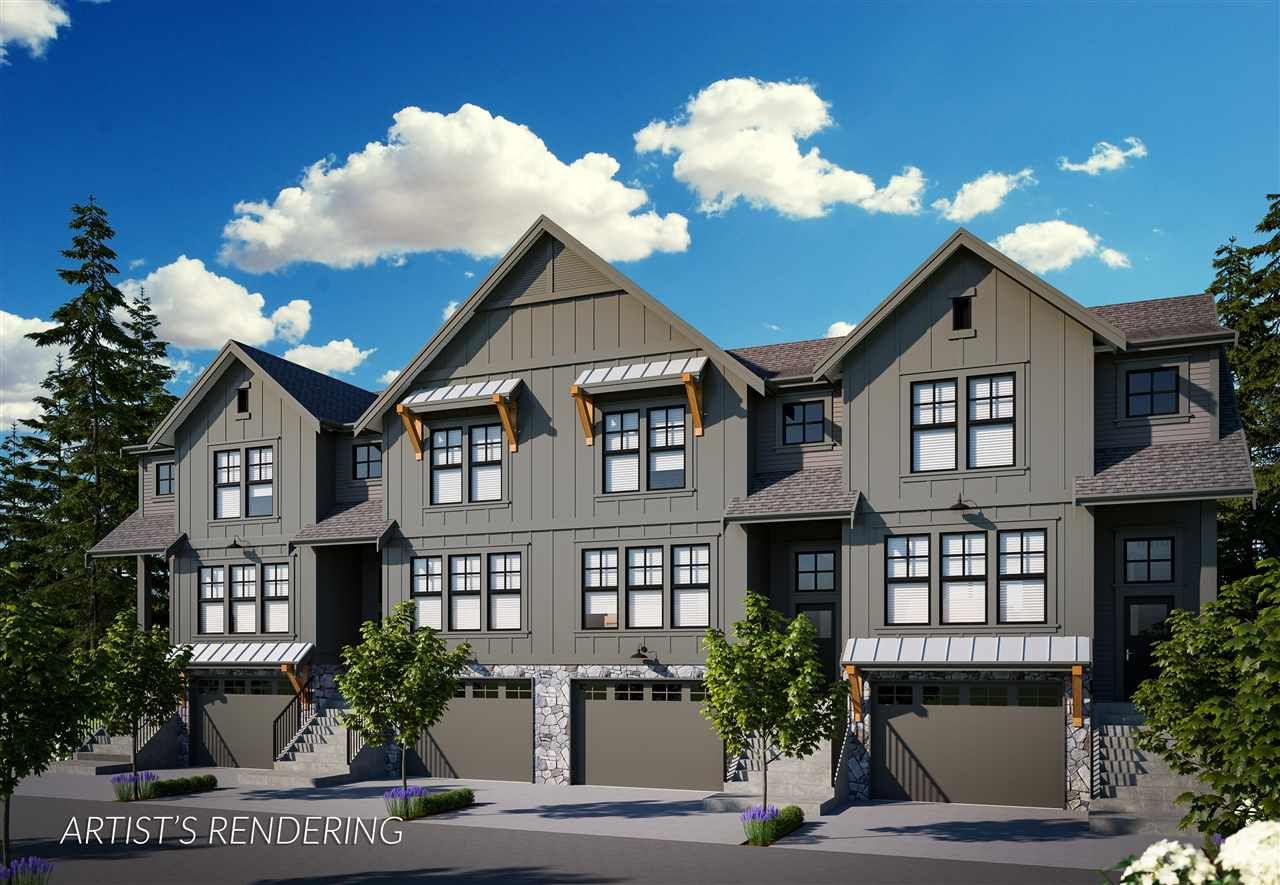 """Main Photo: 14 47203 VISTA Place in Chilliwack: Promontory Townhouse for sale in """"Vista Townhomes"""" (Sardis) : MLS®# R2541701"""