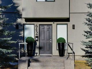 Photo 20: 642 56 Avenue SW in CALGARY: Windsor Park Townhouse for sale (Calgary)  : MLS®# C3546902