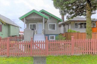 Main Photo: 3658 TURNER Street in Vancouver: Renfrew VE House for sale (Vancouver East)  : MLS®# R2539589