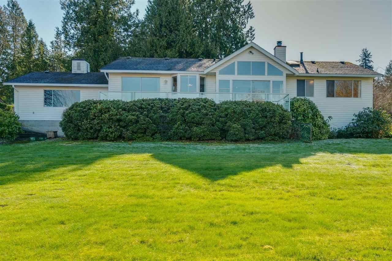 Main Photo: 17325 31 Avenue in Surrey: Grandview Surrey House for sale (South Surrey White Rock)  : MLS®# R2464563