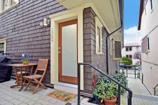 """Main Photo: 1084 NICOLA Street in Vancouver: West End VW Townhouse for sale in """"Nicola Mews"""" (Vancouver West)  : MLS®# R2559140"""