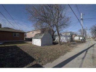 Photo 18: 23 Gallagher Avenue in WINNIPEG: Brooklands / Weston Residential for sale (West Winnipeg)  : MLS®# 1506359