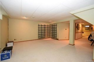 Photo 12: 95 RIVER ELM Drive in West St Paul: Riverdale Residential for sale (4E)  : MLS®# 1805132