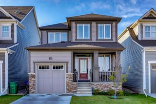 Main Photo: 105 Windrow Link SW: Airdrie Detached for sale : MLS®# A1148027
