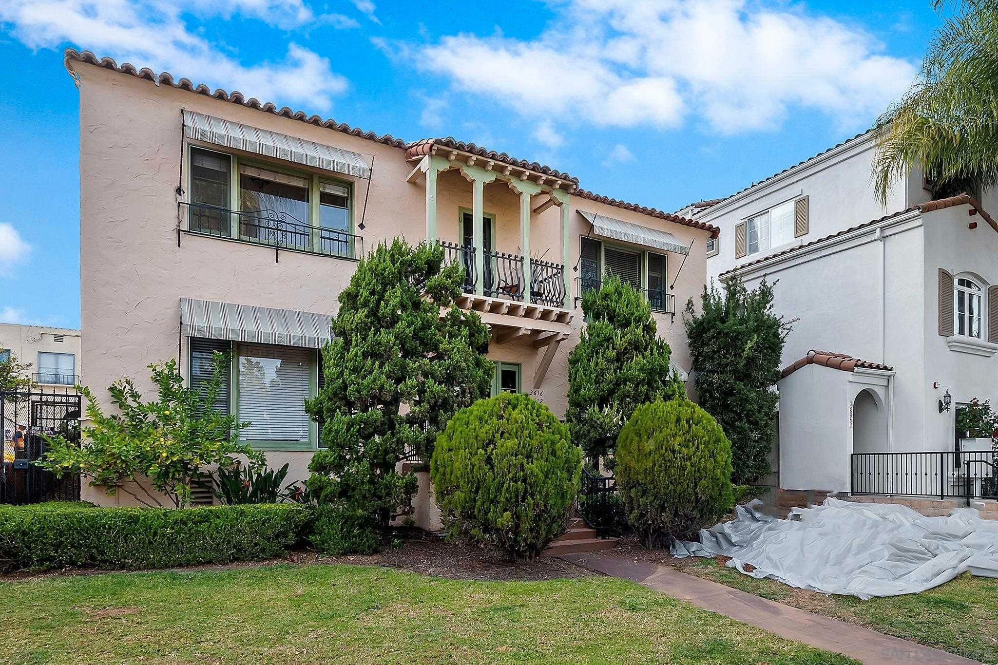 Main Photo: Property for sale: 3610-16 Indiana St in San Diego