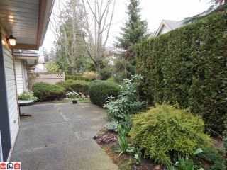 """Photo 9: 17 9971 151ST Street in Surrey: Guildford Townhouse for sale in """"SPENCERS GATE"""" (North Surrey)  : MLS®# F1210468"""