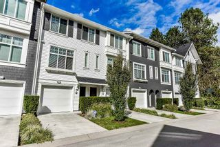 "Photo 1: 30 18681 68 Avenue in Surrey: Clayton Townhouse for sale in ""CREEKSIDE"" (Cloverdale)  : MLS®# R2306896"