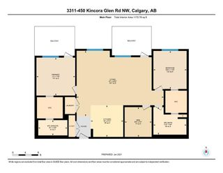 Photo 31: 3311 450 Kincora Glen Road NW in Calgary: Kincora Apartment for sale : MLS®# A1060939