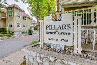 Photo 2: 120 1702 56 Street in Delta: Beach Grove Townhouse for sale (Tsawwassen)  : MLS®# R2471465