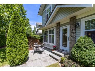 """Photo 18: 4 1290 AMAZON Drive in Port Coquitlam: Riverwood Townhouse for sale in """"CALLOWAY GREEN"""" : MLS®# R2085636"""