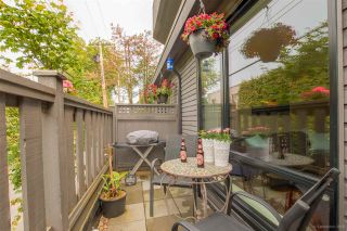 "Photo 8: 105 2455 YORK Avenue in Vancouver: Kitsilano Condo for sale in ""Green Wood York"" (Vancouver West)  : MLS®# R2100084"