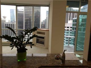 Photo 3: 2608 1189 Melville Street in Vancouver: Coal Harbour Condo for sale (Vancouver West)