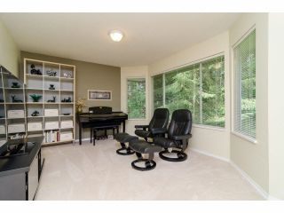 """Photo 17: 49 103 PARKSIDE Drive in Port Moody: Heritage Mountain Townhouse for sale in """"TREETOPS"""" : MLS®# V1065898"""