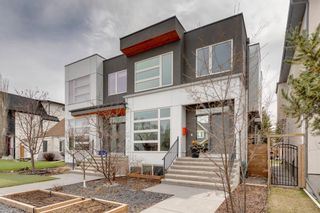 Photo 2: 441 22 Avenue NE in Calgary: Winston Heights/Mountview Semi Detached for sale : MLS®# A1106581