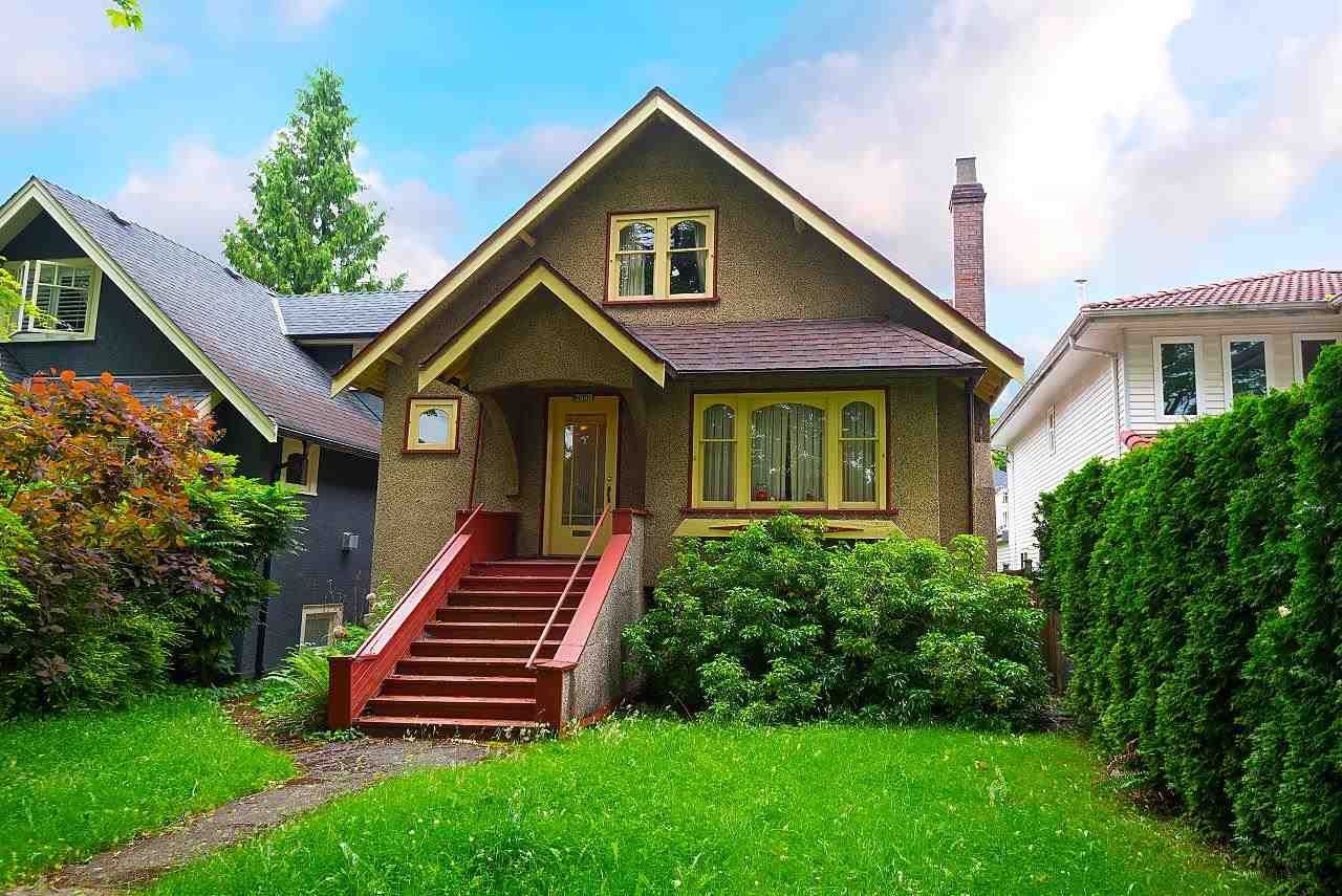Main Photo: 2949 W 15TH Avenue in Vancouver: Kitsilano House for sale (Vancouver West)  : MLS®# R2589859