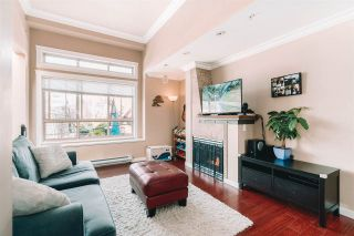"Photo 1: 32 2375 W BROADWAY in Vancouver: Kitsilano Townhouse for sale in ""TALIESEN"" (Vancouver West)  : MLS®# R2561941"