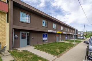 Photo 1: 70 1932 St. George Avenue in Saskatoon: Exhibition Commercial for sale : MLS®# SK855489