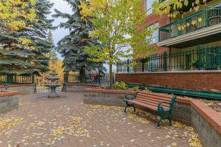 Photo 1: 103 37 SIR WINSTON CHURCHILL Avenue: St. Albert Condo for sale : MLS®# E4237775