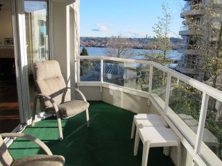 """Photo 10: 507 71 JAMIESON Court in New Westminster: Fraserview NW Condo for sale in """"PALACE QUAY/FRASERVIEW"""" : MLS®# R2126579"""