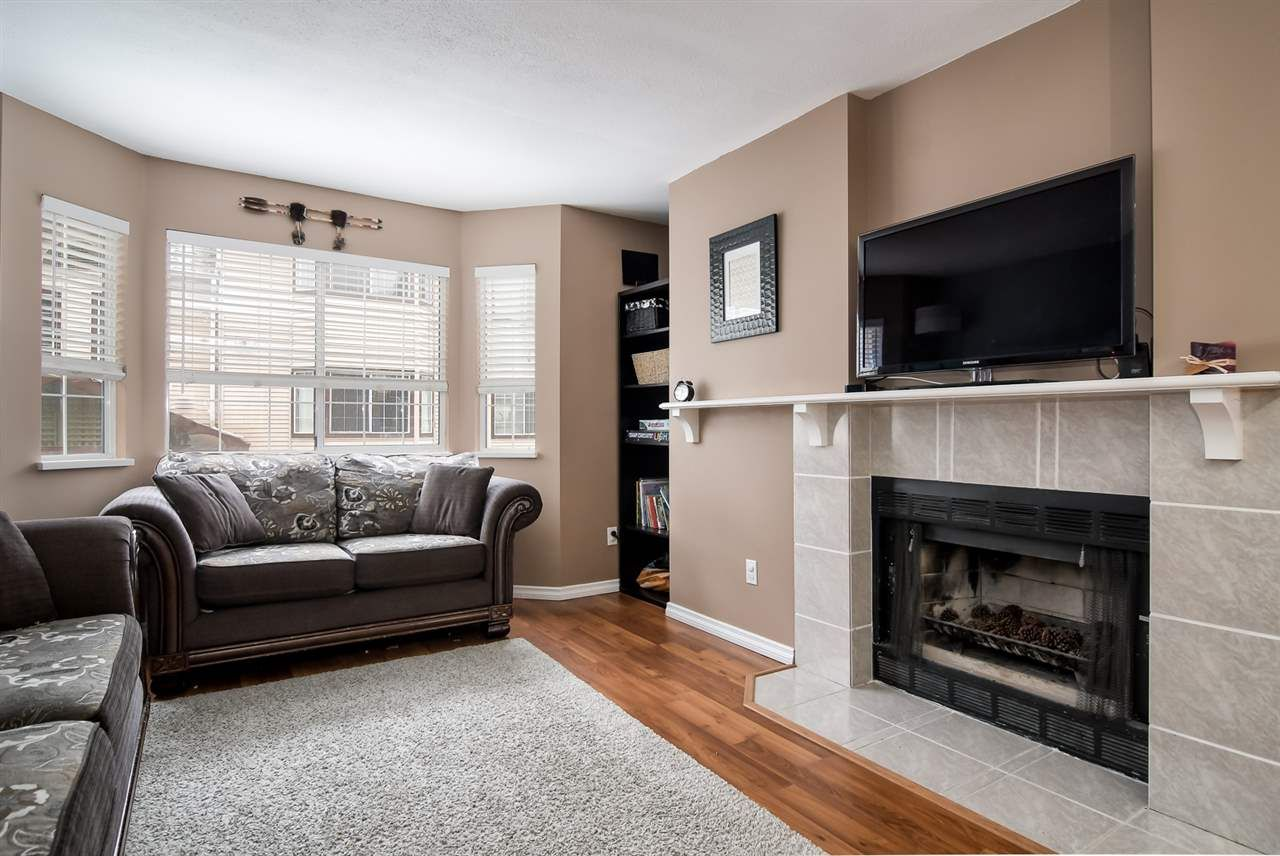 """Main Photo: 19 2352 PITT RIVER Road in Port Coquitlam: Mary Hill Townhouse for sale in """"Shaughnessy Estates"""" : MLS®# R2245835"""