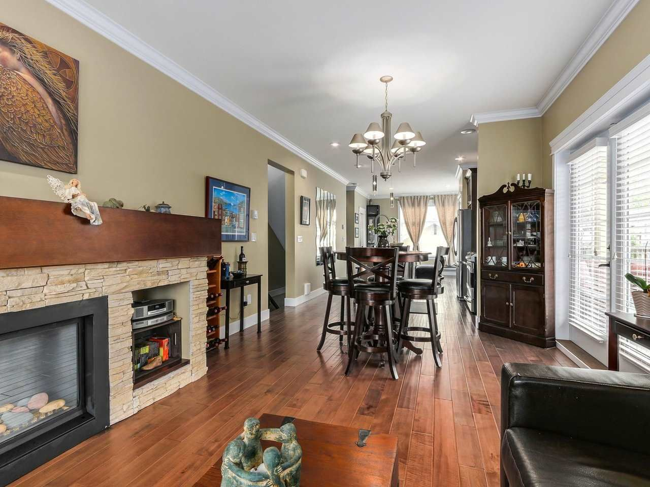 """Photo 4: Photos: 31 17171 2B Avenue in Surrey: Pacific Douglas Townhouse for sale in """"AUGUSTA TOWNHOUSES"""" (South Surrey White Rock)  : MLS®# R2280398"""
