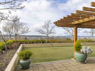 """Photo 29: 720 2799 YEW Street in Vancouver: Kitsilano Condo for sale in """"TAPESTRY AT THE O'KEEFE"""" (Vancouver West)  : MLS®# R2605737"""