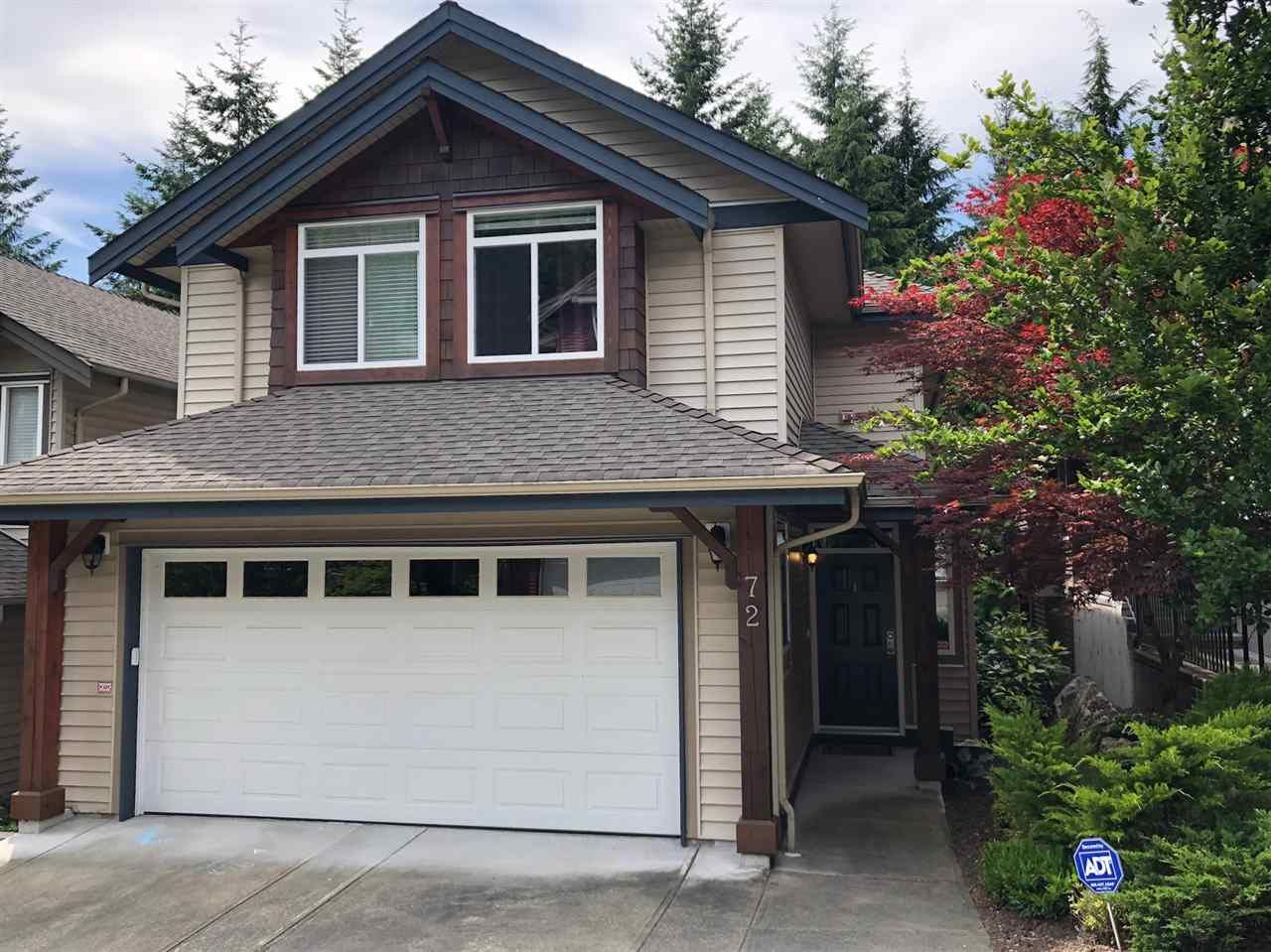 """Main Photo: 72 1701 PARKWAY Boulevard in Coquitlam: Westwood Plateau House for sale in """"Tango"""" : MLS®# R2380225"""