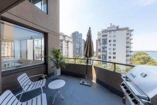 """Photo 10: 803 1236 BIDWELL Street in Vancouver: West End VW Condo for sale in """"Alexandra Park"""" (Vancouver West)  : MLS®# R2617770"""