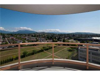 """Photo 13: 1302 4425 HALIFAX Street in Burnaby: Brentwood Park Condo for sale in """"POLARIS"""" (Burnaby North)  : MLS®# V1077789"""