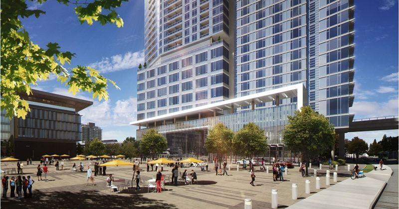 Main Photo: Unit 103 10305 City Parkway Civic Plaza Hotel in Surrey: Whalley Retail for lease