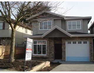 Photo 10: 7446 17TH Avenue in Burnaby: East Burnaby 1/2 Duplex for sale (Burnaby East)  : MLS®# V750747