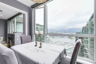 Photo 9: 2806 1328 W PENDER STREET in Vancouver: Coal Harbour Condo for sale (Vancouver West)  : MLS®# R2156553