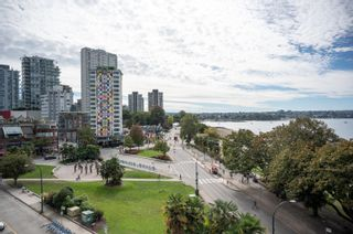 """Photo 1: 6 1861 BEACH Avenue in Vancouver: West End VW Condo for sale in """"The Sylvia"""" (Vancouver West)  : MLS®# R2620752"""