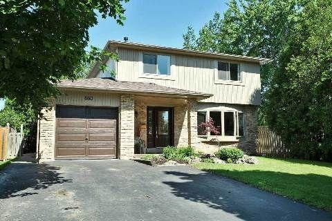 Main Photo: 880 Birch Avenue in Milton: Dorset Park House (2-Storey) for sale : MLS®# W2949642