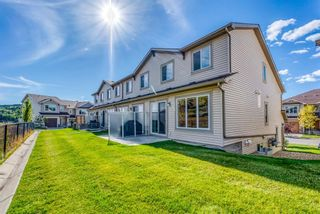 Photo 33: 215 Sunset Point: Cochrane Row/Townhouse for sale : MLS®# A1148057