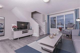 Photo 4: 34 2121 HADDOW Drive in Edmonton: Zone 14 Townhouse for sale : MLS®# E4262034