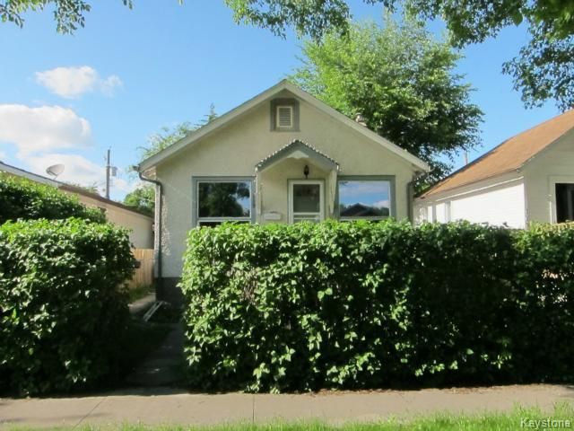 Main Photo: 119 Ralph Avenue West in WINNIPEG: Transcona Residential for sale (North East Winnipeg)  : MLS®# 1516568
