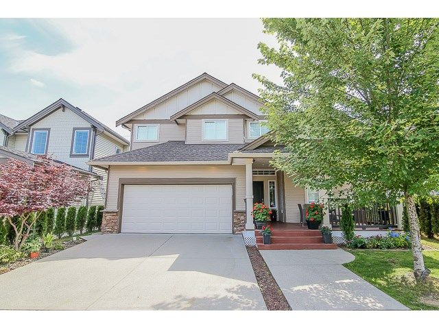 """Main Photo: 32800 HOOD Avenue in Mission: Mission BC House for sale in """"CEDAR VALLEY"""" : MLS®# F1446736"""