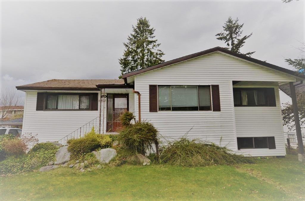 Main Photo: 6871 AUBREY Street in Burnaby: Sperling-Duthie House for sale (Burnaby North)  : MLS®# R2537741