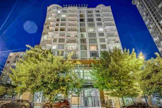 "Photo 2: 602 189 DAVIE Street in Vancouver: Yaletown Condo for sale in ""AQUARIUS III"" (Vancouver West)  : MLS®# R2584191"