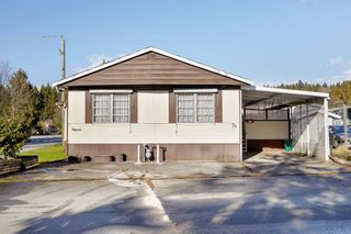 "Photo 2: 74 201 CAYER Street in Coquitlam: Maillardville Manufactured Home for sale in ""WILDWOOD PARK"" : MLS®# R2542534"
