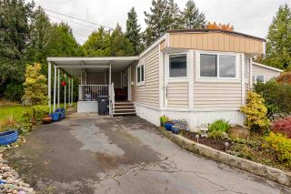 "Photo 1: 271 1840 160 Street in Surrey: King George Corridor Manufactured Home for sale in ""Breakaway Bays"" (South Surrey White Rock)  : MLS®# R2535621"
