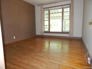 Photo 6: 1049 Manahan Avenue in WINNIPEG: Manitoba Other Residential for sale : MLS®# 1514525