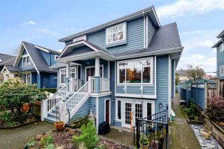 Photo 1: 1 355 W 15TH Avenue in Vancouver: Mount Pleasant VW Townhouse for sale (Vancouver West)  : MLS®# R2561052